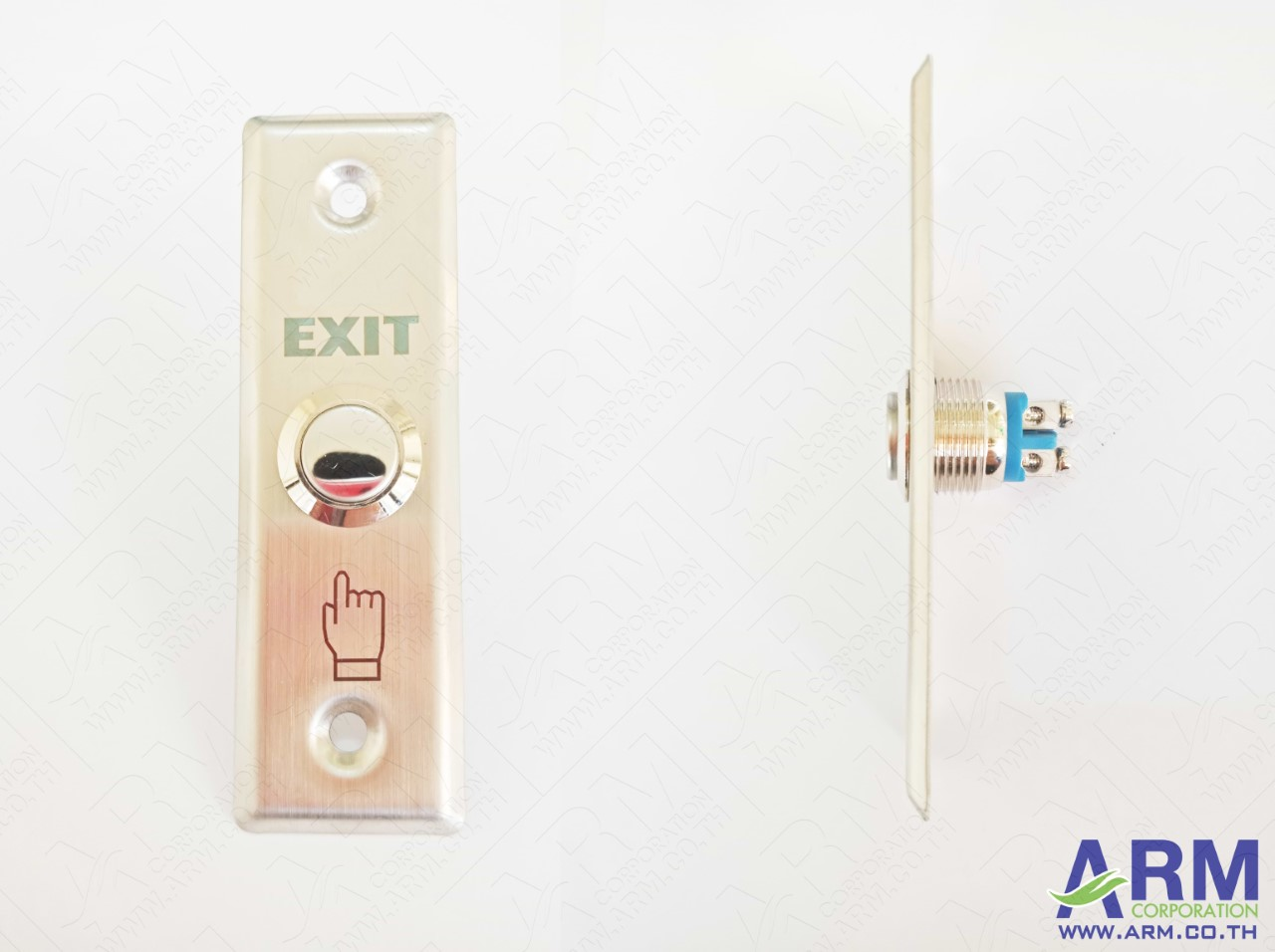ID : SW-ABK801 Switch Exit : Stanless