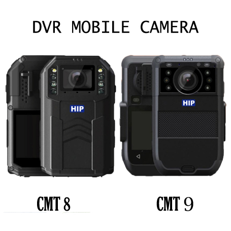 DVR MOBILE CAMERA CMT8 & CMT9